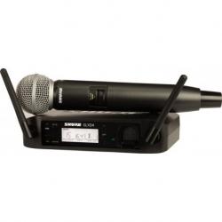 Shure GLXD24E/SM58 Wireless Mikrofon Sistemi