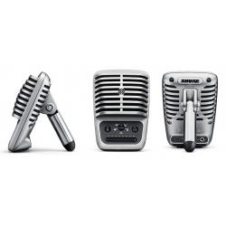 Shure MV51 Geniş Diyaframlı Dijital Condenser Mikrofon