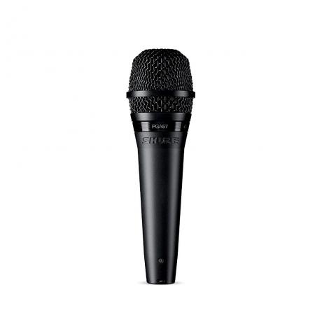 Shure PGA57-XLR Cardioid Dynamic Mikrofon<br>Fotoğraf: 1/3