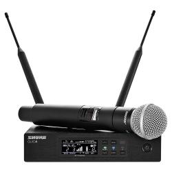 Shure QLXD24/SM58 Wireless SM58 Telsiz Mikrofon