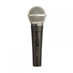 Shure SM58SE Vokal Mikrofonu