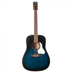 Simon Patrick Songsmith Akustik Gitar (Faded Denim Blue)
