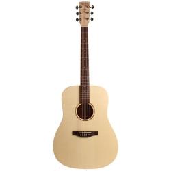 Simon Patrick Trek Nat Solid Ladin SG Akustik Gitar (Natural)