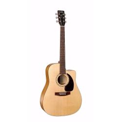 Simon Patrick Woodland CW Spruce A3T Elektro Akustik Gitar (Natural)