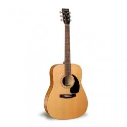 Simon & Patrick Woodland Sedir Akustik Gitar (Natural)