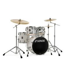 Sonor AQ1 BOP Akustik Davul Seti (Piano White)
