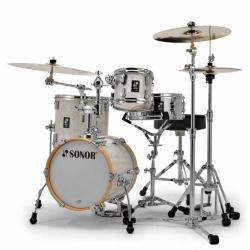 Sonor AQ2 Martini Akustik Davul Seti (White Pearl)