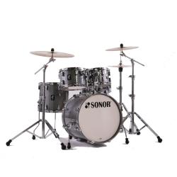 Sonor AQ2 Studio Akustik Davul Set (Titanium Quartz)