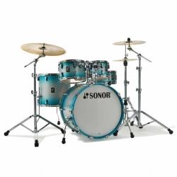 Sonor AQ2 Studio Akustik Davul Seti (Aqua Silver Burst)