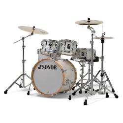 Sonor AQ2 Studio Akustik Davul Seti (White Pearl)