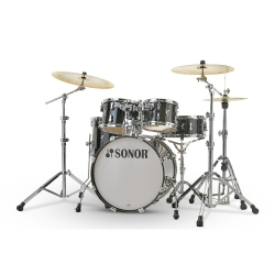 Sonor AQ2 Studio Akustik Davul (Trans Black)