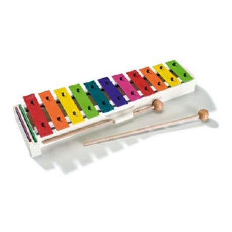 Sonor BWG Boomwhackers Glockenspiel (Soprano)<br>Fotoğraf: 1/1
