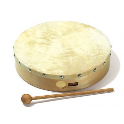 Sonor CG HD 10N Hand Drum 10'', Natural Skin