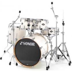 Sonor Essential Force Studio ESF11 Creme White Akustik Davul Seti