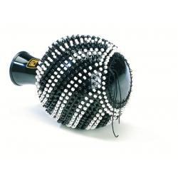Sonor FSB Fiberglas Shekere, Soft - Black