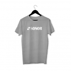 Sonor Logo T-Shirt (Gri)