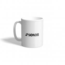Sonor Logolu Mug