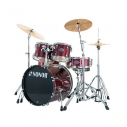 Sonor SFX 11 Stage 1 Smart Force Xtend Davul Seti (Wine Red)