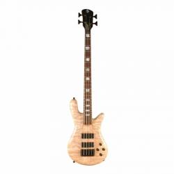 Spector REBOP4DLX Natural Stain Matte Bass Gitar