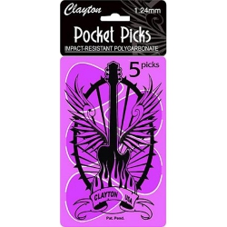 Steve Clayton Pocket 5li Pena Seti (1.24mm)