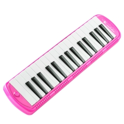 Swan 32 Tuş Melodica (Pembe)