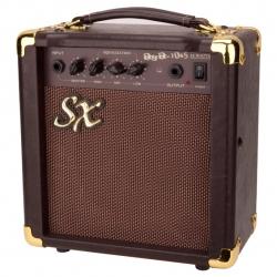 SX AGA1065 10W Akustik Gitar Amfisi