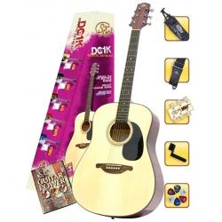 SX DG1K/NA Akustik Gitar