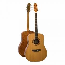 SX DG35R+ Akustik Gitar