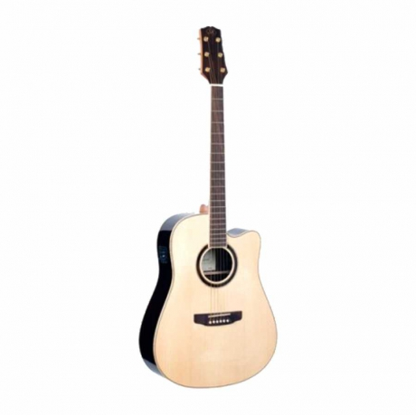SX DG50CE+ Elektro Akustik Gitar<br>Fotoğraf: 1/1