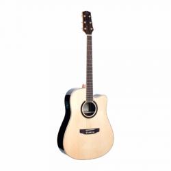 SX DG50CE+ Elektro Akustik Gitar