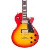 SX Les Paul Elektro Gitar (Cherry Sunburst)<br>Fotoğraf: 3/3