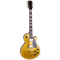 SX Les Paul Elektro Gitar (Gold Top)