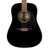 SX SA1 SK BK Dreadnought Akustik Gitar Seti<br>Fotoğraf: 3/5