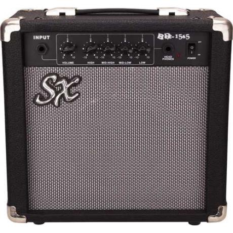 SX SB1-SK-BK Bas Gitar Seti<br>Fotoğraf: 5/5