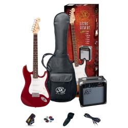 SX SE1 SK CAR Elektro Gitar Seti