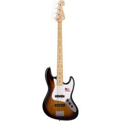 SX SJB ALDER 3TS Bass Gitar