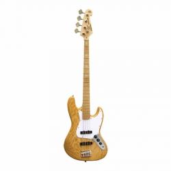 SX SJB ALDER NA Bass Gitar