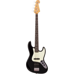 SX SJB62 BK Bass Gitar