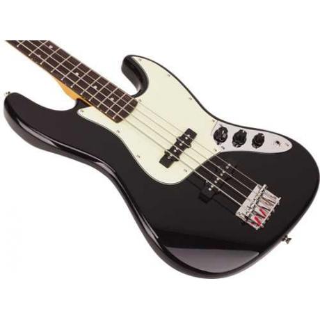 SX SJB62 BK Bass Gitar<br>Fotoğraf: 3/4