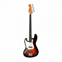 SX SJB62+/LH/3TS Solak Bass Gitar
