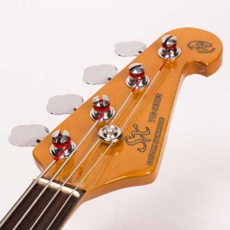SX SJB62 OWH Bass Gitar<br>Fotoğraf: 4/4