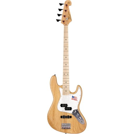 SX SPJ/ASH/NA Bass Gitar<br>Fotoğraf: 1/1