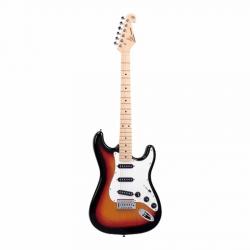 SX SST ALDER 3TS Stratocaster Elektro Gitar