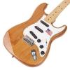 SX SST ALDER NA Stratocaster Elektro Gitar<br>Fotoğraf: 3/4