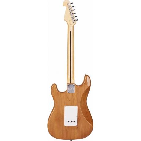 SX SST ALDER NA Stratocaster Elektro Gitar<br>Fotoğraf: 2/4