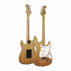 SX SST ASH NA Stratocaster Elektro Gitar