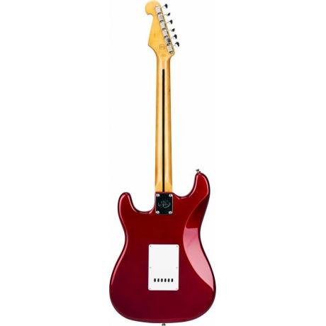SX SST57 CAR Stratocaster Elektro Gitar<br>Fotoğraf: 3/4