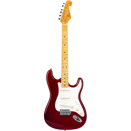 SX SST57 CAR Stratocaster Elektro Gitar<br>Fotoğraf: 1/4