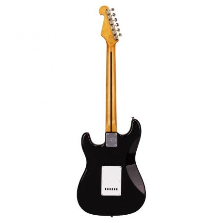 SX SST62 BK Stratocaster Elektro Gitar<br>Fotoğraf: 3/3