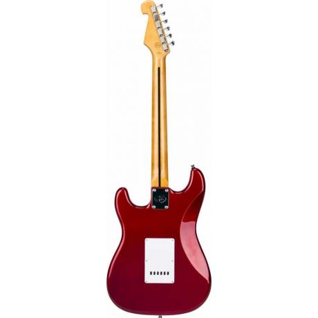 SX SST62 CAR Stratocaster Elektro Gitar<br>Fotoğraf: 3/4